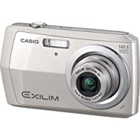 Casio Exilim EX-Z16 12 MP Digital Camera with 3x Zoom and 2.7-Inch LCD (Silver) Key Pieces Review Image