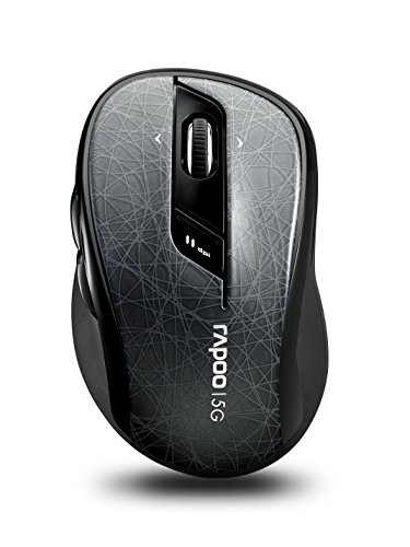 Arion Rapoo 7100P 5.8GHz Wireless Mouse With 4D Scroll Wheel