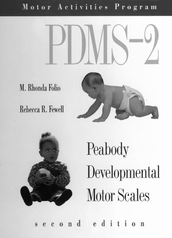 M rhonda folio author profile news books and speaking for Peabody developmental motor scales second edition