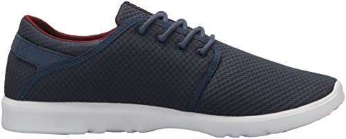Etnies Men's Scout Trainers Blue (425-navy/Red) Yd1Wv