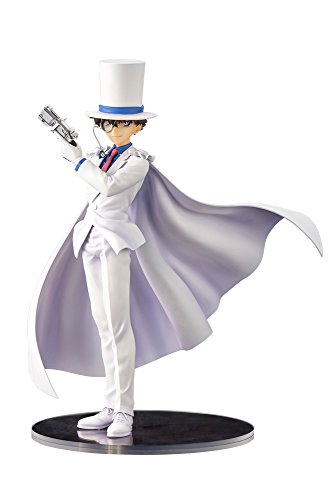 ARTFX J. Detective Conan Kaito Kid Non Scale PVC Made Painted Completed Figure Japan Import