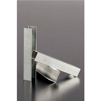 Length 6 mm Staples Up to 30 Sheet Capacity 1000 Staples Strong Steel Leitz 55700000 P3 Power Performance 24//6 Staples