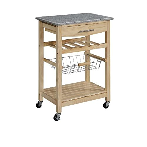 cart drawers with explore foter kitchen small