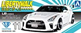 Aoshima 55908 LB-Works R35 GT-R Type 1.5 1/24 scale