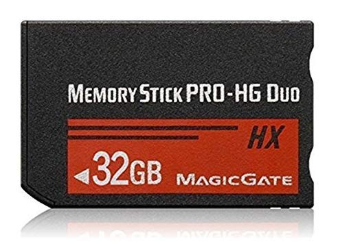 Memory Stick pro Duo HX Card (32GB) Camera Memory Card