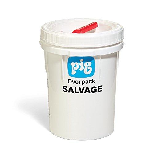 PIG Overpack Salvage Drum - PAK998-WH