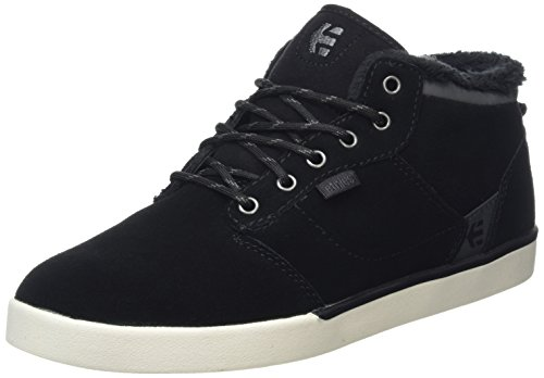 Etnies Jefferson Mid, Zapatillas de Skateboard Hombre, Negro (Black/Dark Grey560), 37.5 EU (4.5 UK)