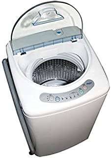 Amazon.com: Panda Small Compact Portable Washing Machine 7.9lbs ...