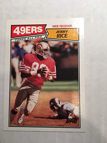 jerry rice card - 9