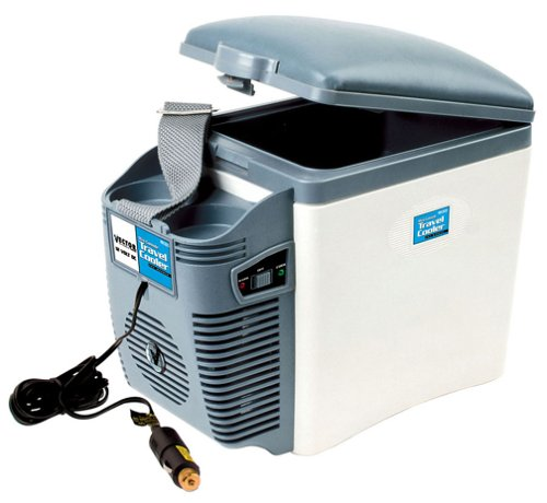 (Vector VEC-222 Mini Console Cooler/Warmer with 9 Can Capacity)