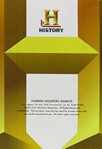 Human Weapon: Karate Dvd