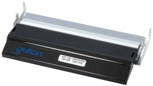 Extended Life Printhead - Gulton Thermal Printheads SSP-106-1248-AM539+ Zebra ZM400, 300 DPI