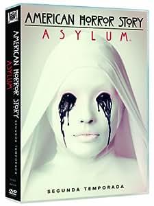 American Horror Story: Asylum - Temporada 2 [DVD]