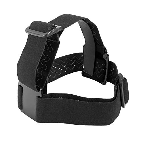 Lannmart Adjustable Elastic Head Belt Strap Mount