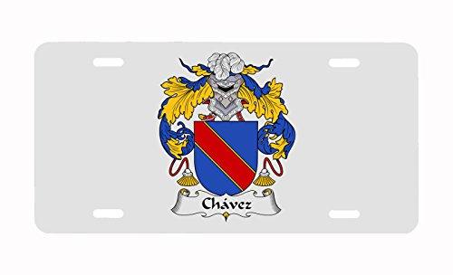 Chavez Genealogy Spanish Coat Of Arms
