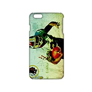Ultra Thin Washington Redskins 3D Phone Case for iPhone 6