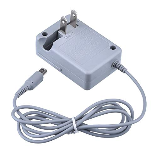 Wiresmith Replacement Wall Power Supply Charger Adapter for Nintendo DSi / 3DS / 2DS