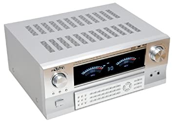 800 watt 5 1 kanal heimkino home cinema amplifier hifi verstarker amp 400 silber