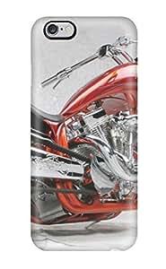 New Tpu Hard Case Premium Iphone 6 Plus Skin Case Cover(chopper) by supermalls