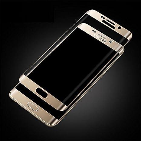 inShang Galaxy S7 Edge Protector de la Pantalla de Cristal Templado,Super Resistente al Impacto