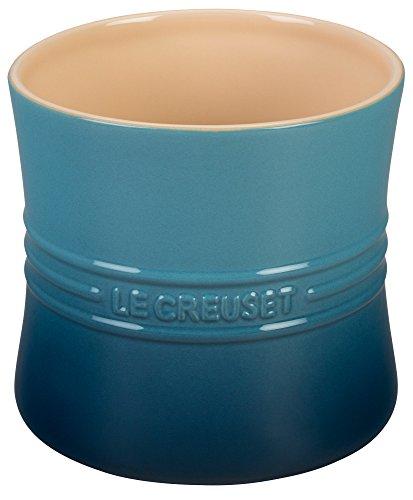 Le Creuset Stoneware 2 3/4-Quart Utensil Crock, Marine ()