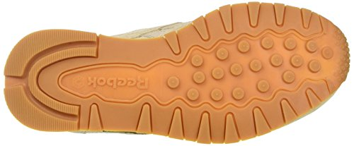sand gum Chaussures Running Exotics De Reebok Clean chalk Stone Cl Gris Lthr stucco Femme 4TwqxaFPn