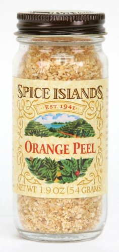 Spice Islands Orange Peel, 1.9-Ounce (Pack of 3)