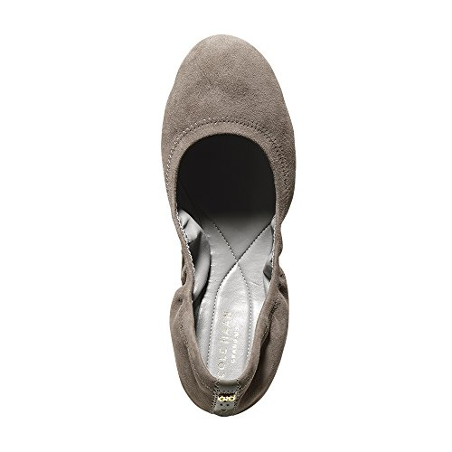 sneakernews cheap price cheap discount authentic Cole Haan Women's Zerogrand Ii Ballet Flat Morel Suede-gum clearance websites cheap good selling 2014 unisex online 4fqwul