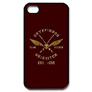 Cartoon harry potter -black Hard Cover Case for iPhone 5c case