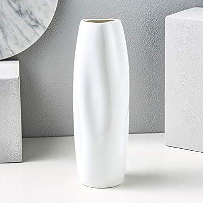 Rodciy Arte Moderno de la Textura florero de cerámica nórdica ...