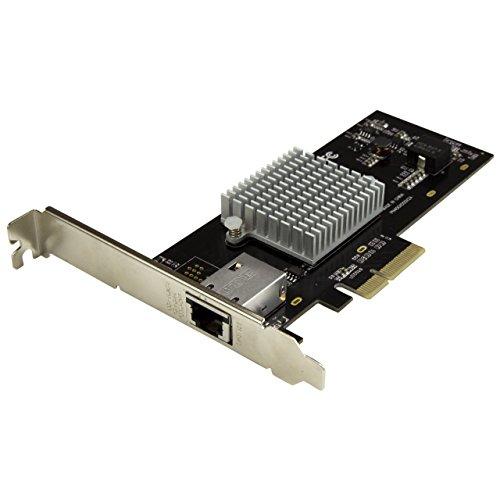 StarTech.com 10G Network Card – NBASE-T – RJ45 Port – Intel X550 chipset – Ethernet Card  – Network Adapter – Intel NIC Card by StarTech
