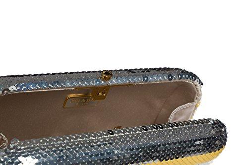 sac pochette pochette Prada jaune sac Prada femme PwtaIqI