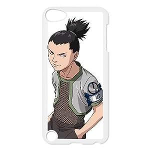 iPod Touch 5 Case White Nara Shikamaru 001 YWU9342560KSL