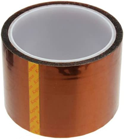 Queenwind 高温耐熱カプトンテープポリイミド 50MM x 30M