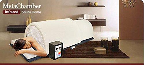 Sauna Dome - High Quality Professional Sauna Dome, 1 Person Infrared FAR Fusion Carbon/Ceramic New