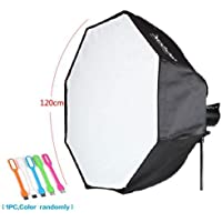 Godox Photo Studio Octagon Umbrella Softbox 120cm with Bowens Mount for speedlite