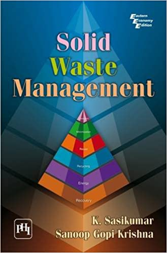 Buy Solid Waste Management Book Online at Low Prices in