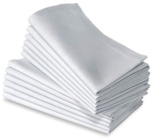 Pack of 20 (12 x 12 inch), White