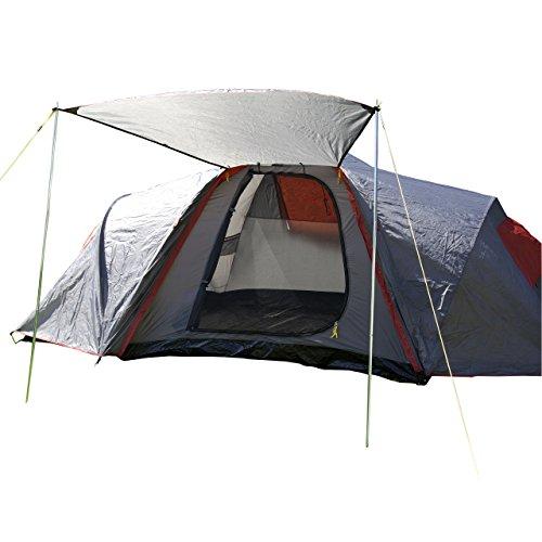 Automatik Zelt für 6 Personen Familienzelt 1500mm WS Campingzelt
