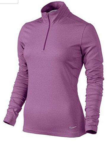 - NIKE Women's Half Zip Key Coverup Size Large
