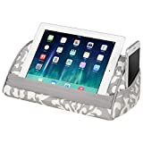 LapGear Designer Tablet Pillow Stand with Phone