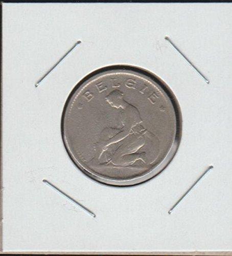 1923 BE Kneeling Figure, Legend in Dutch $1 Very Good