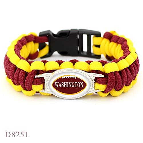 LLWWRR1 Bracelet Tennessee Titan Football Team Umbrella Bracelet Bracelet, D8251