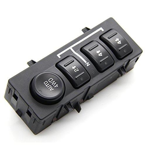 4WD 4x4 Wheel Drive Selector Switch Transfer Case