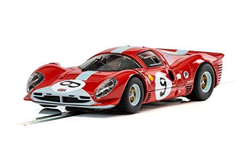 (Scalextric 412P Brands Hatch 1967#9 1:32 Slot Race Car C3946)