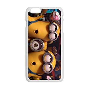 Mischievous Minions Cell Phone Case for iPhone plus 6