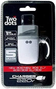 Two Dots - Multi Cargador 220V (Nintendo 3Ds, 3DS XL ...