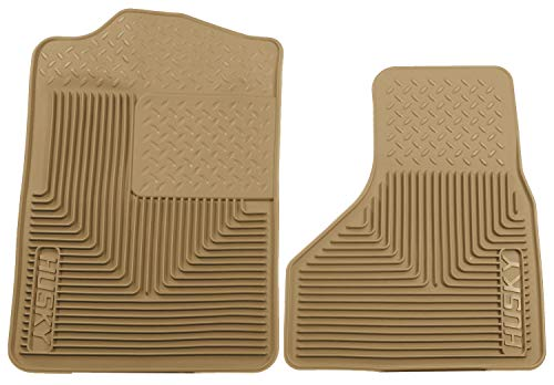 Husky Liners Front Floor Mats Fits 00-05 Excursion, 99-10 F250/F350/F450 ()