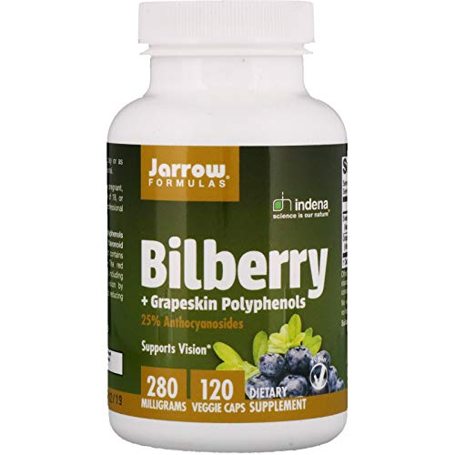 Best Bilberry Herbal Supplements