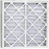 Eco-Aire P80S.041632 MERV 8 Pleated Air Filter, 16 x 32 x 4